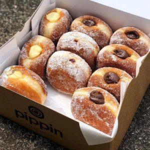 PIPPIN DOUGHNUTS x 12 (Available Friday 27th August)